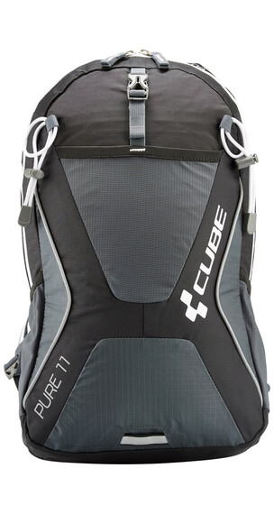 Cube Pure 11 Rucksack black'n'white
